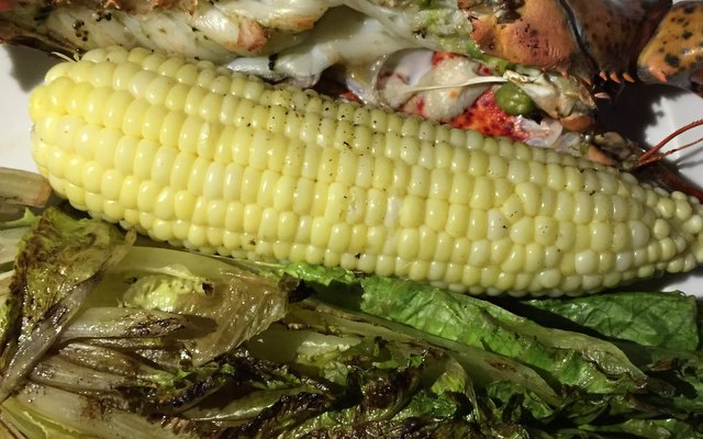 Dinner and a Movie: Lobsters, Corn and Young Frankenstein