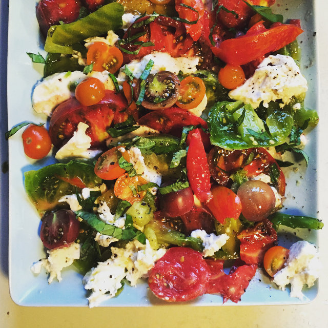 6 Ways to Improve Your Caprese Salad