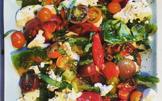 6 Ways to Improve Your Caprese Salad