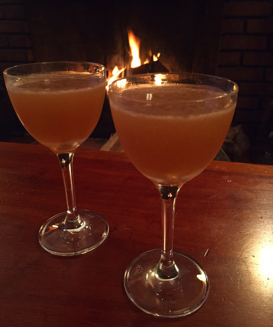 Sidecars by the Fire