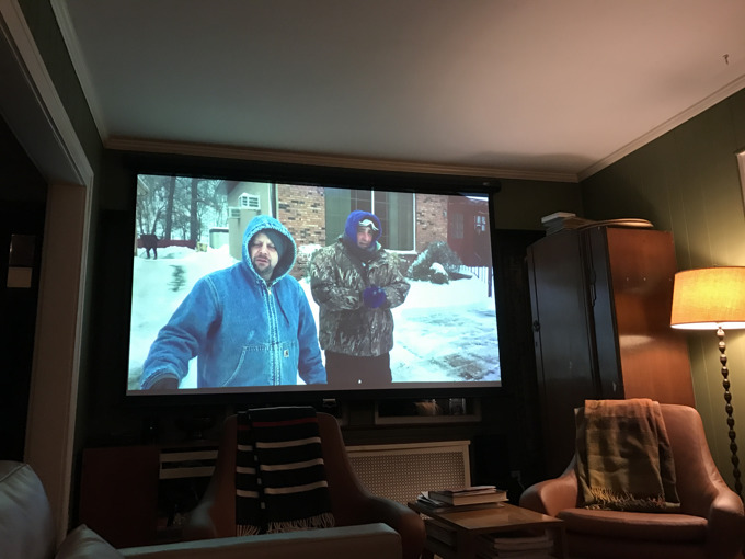 'Dey can't do dis': Two Jersey Guys Help Shovel Out Their Neighbors