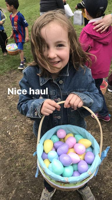 Egg Hunt in South Nyack