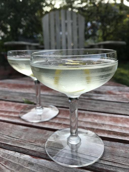 Figs, Cedar-Plank Salmon and Delicious Wine