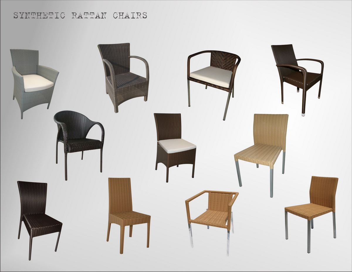 Synthetic Rattan Sourcing For Living