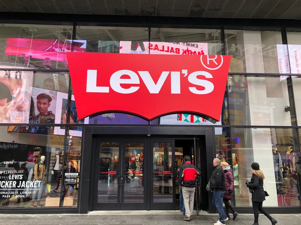 Levis Shop Levi's Enhances Customization Experience With New In-store ...