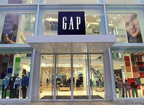 Gap's quarterly same-store sales fall less than expected