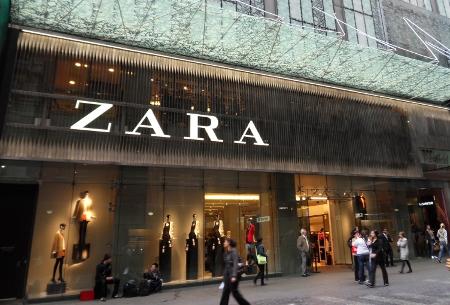 Retailer Zara accused of unlawful pricing in US
