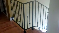Interior Railings, MA, RI, Ornamental Wrought Iron Rails ...