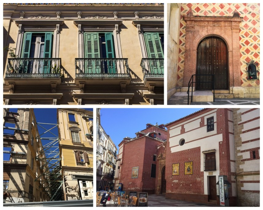 Les rues de Malaga