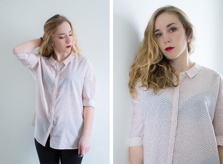chemise-promod-rose