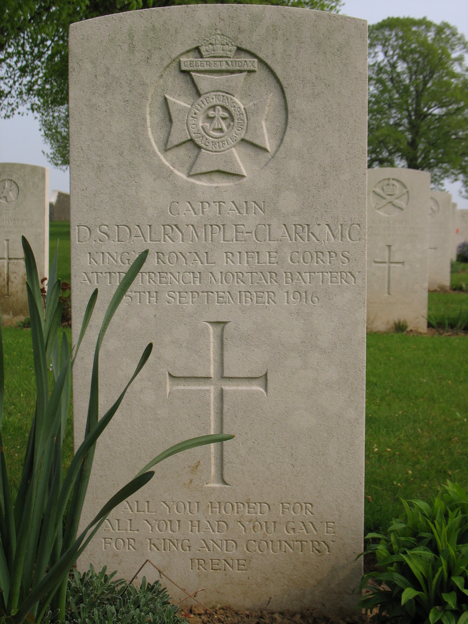Douglas Serre South African War Graves Project