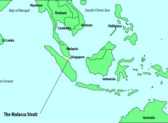 Indian Strategy towards the Strait of Malacca