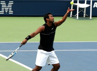 Holding Serve: Tennis' Leander Paes