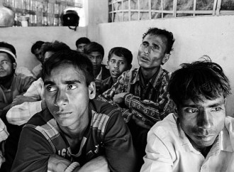 Displaced Rohingya at the Margins