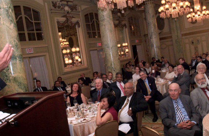 Senator Bob Casey Honored, Richard Verma speaks at South Asia Journal Inaugural Dinner