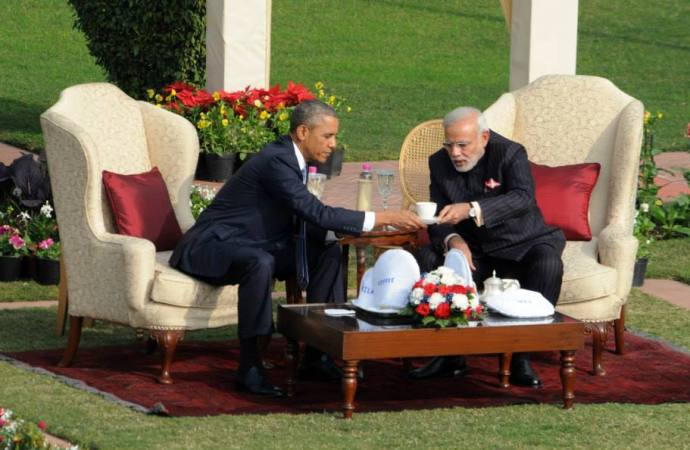 What Obama Wants From India