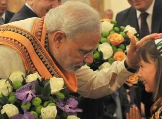 Modi's Visit to Central Asia