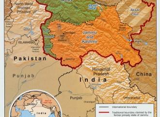 Kashmir-A Colossal Challenge