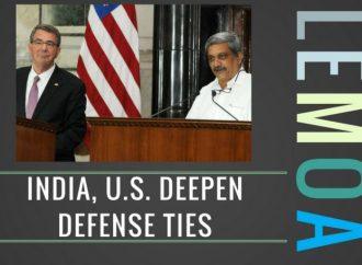 India: National discourse needed on LEMOA