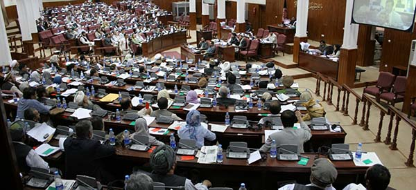 Democracy in Disarray in Afghanistan; Disunity in the Unity Government