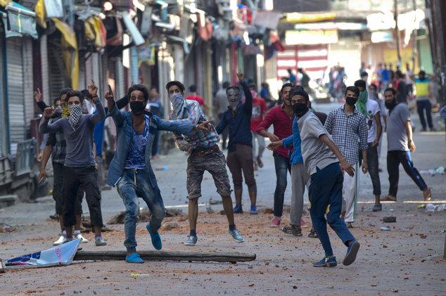 Kashmir's new Uprising: Death of Indian Narratives