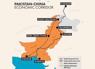 Thinking China-Pakistan Economic Corridor beyond Pakistan
