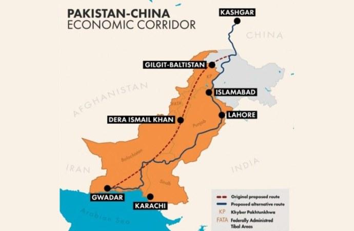 Thinking China-Pakistan Economic Corridor beyond Pakistan