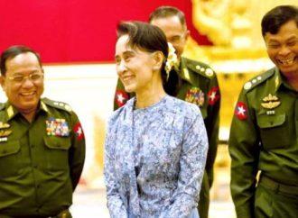 Myanmar mass murder made in America