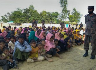 Banishing refugees to a flood-prone island will not solve Bangladesh's Rohingya refugee crisis