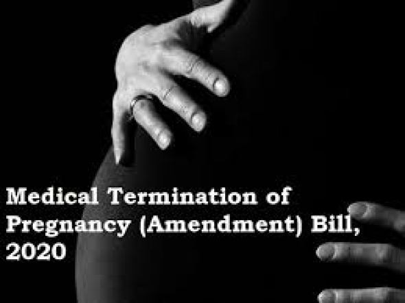 Medical Termination of Pregnancy (Amendment) Bill, 2020 passed by ...