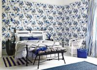 Make Your Bedroom Gorgeous with Wallpaper - The Room Edit