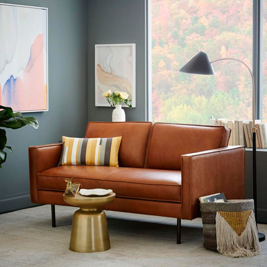 Dfs Sofa Legs Style Guide To Leather Sofas