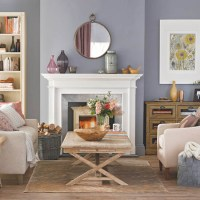 Cosy living room looks for autumn