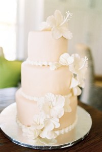 Tropical Wedding Cakes