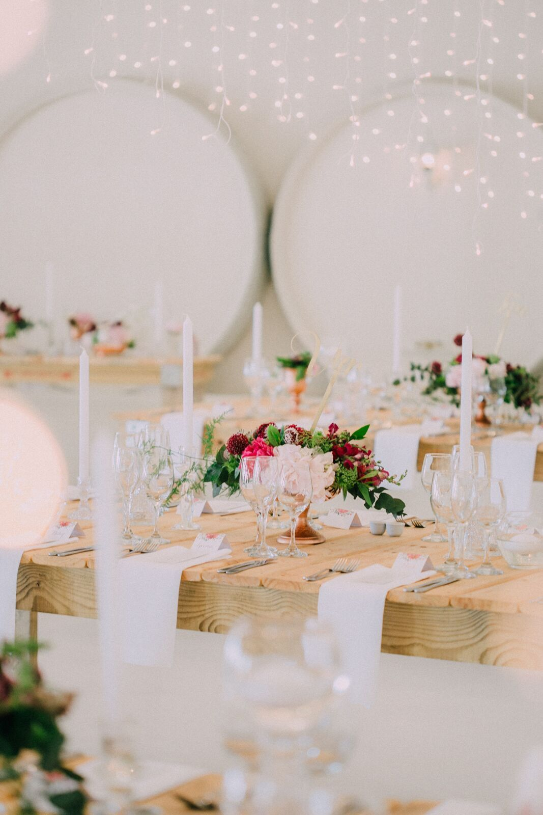 Decoration De Toit Glamorous Floral Wedding By Michelle Du Toit Southbound Bride