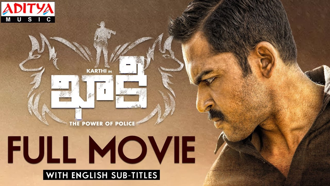 24 Movie Online Khakee Telugu Full Movie Online Officially Released On Aditya Movies