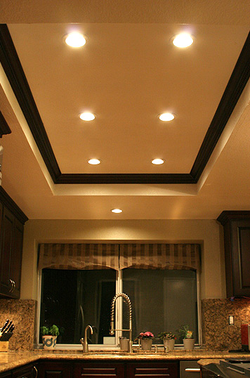 Outdoor Patio Lighting Installation Recessed Lighting & Electrical - South County Drywall