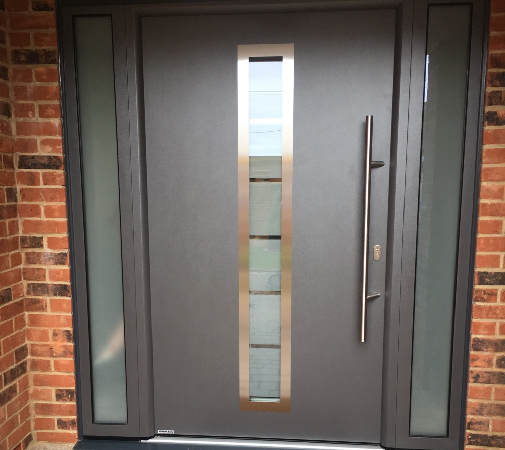 Garage And Front Doors That Match We Don T Just Do Garage Doors South East Garage Doors Repairs