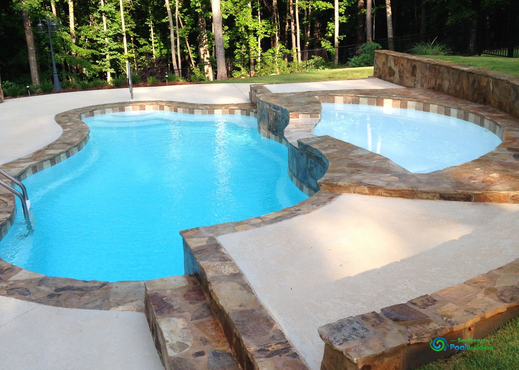 Pool Beton Concrete Pools | Custom Pool Builder Central Alabama
