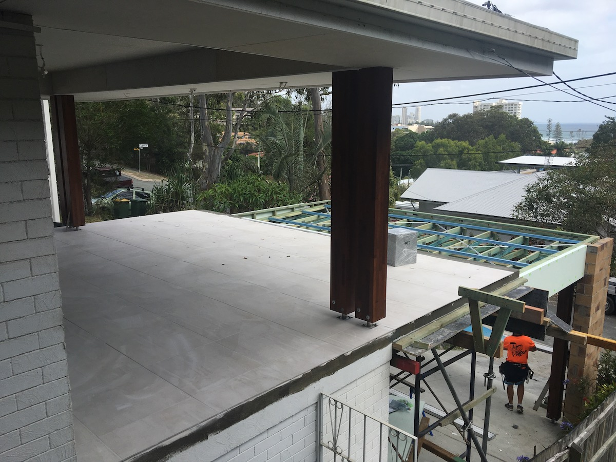 Garage Extension Brisbane Renovations Extensions Southerly Construction Gold Coast