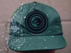 Floating Waterproof Snapback Hat Everyday California