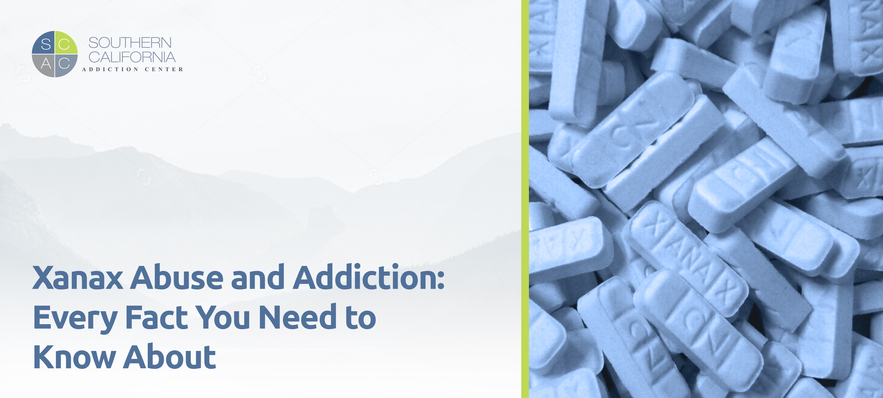 Xanax Xanax Abuse And Addiction Every Fact You Need To Know About