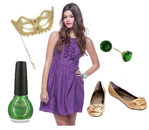 Gras mardi themed party what to wear fotos