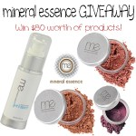 mineral essence GIVEAWAY!! [win $80 worth of products!]