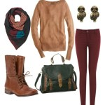 Three Thanksgiving Outfits