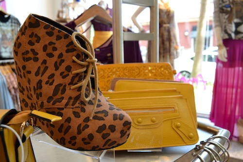 Leopard Booties from Frock Candy