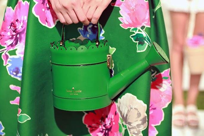Kate Spade Spring 2015 Flower Pot