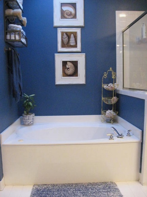 Subway Tile Bathroom Master Bath Diy Subway Tile - Southern Hospitality