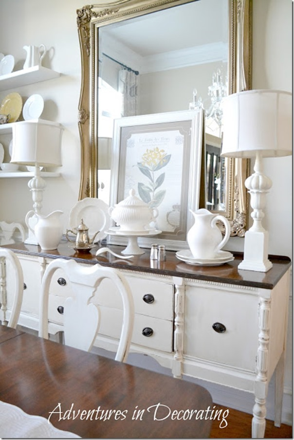 Decorate Kitchen Island Feature Friday: Adventures In Decorating - Southern