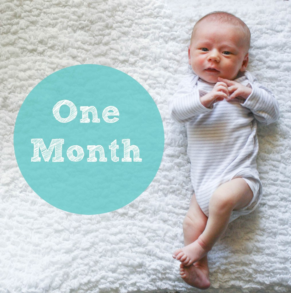 Southern Made Blog - Rohen Pierce | One Month Old